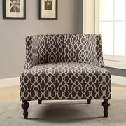 Charlton Home Niantic Wingback Chair