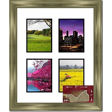 Darby Home Co Fabrice Collage Picture Frame; 6'' x 8''