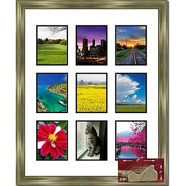 Darby Home Co Evony Collage Picture Frame; 3.5'' x 5''