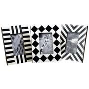 Bloomsbury Market Adelita Geometric Picture Frame (Set of 3)