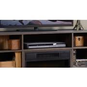 Homestar Oakley Media Electric Fireplace; Black