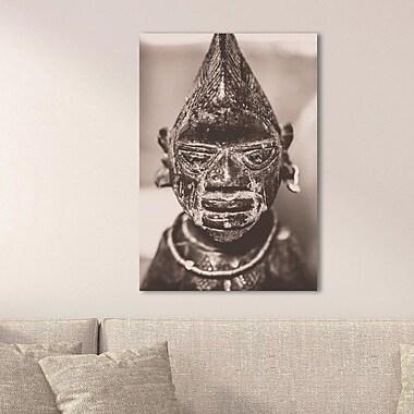 Bloomsbury Market 'Voodoo Statue' Photographic Print; Metal