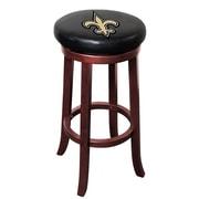 Imperial NFL 30'' Bar Stool; New Orleans Saints