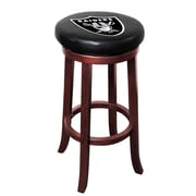 Imperial NFL 30'' Bar Stool; Oakland Raiders