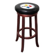 Imperial NFL 30'' Bar Stool; Pittsburgh Steelers