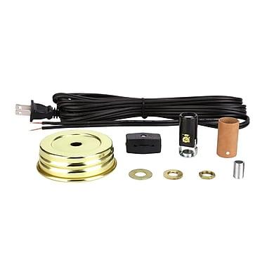 Aspen Creative Corporation Mason Jar Lamp Kit