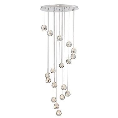Orren Ellis Cassandrea 18-Light LED Cascade Pendant