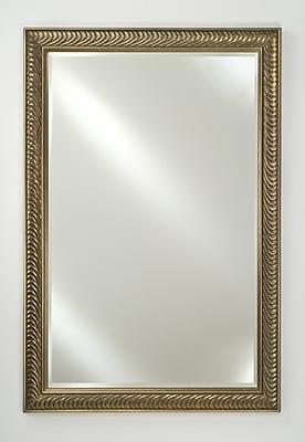 Afina Signature Plain Mirror; 20'' x 26''