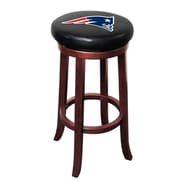 Imperial NFL 30'' Bar Stool; New England Patroits