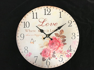 August Grove Trion 13'' Wall Clock