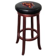 Imperial NFL 30'' Bar Stool; Chicago Bears