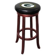 Imperial NFL 30'' Bar Stool; Green Bay Packers