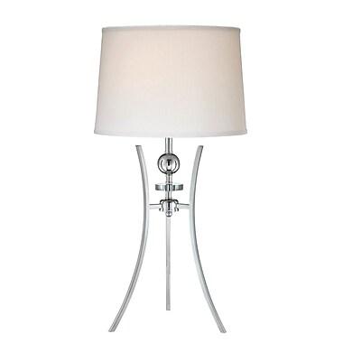 Orren Ellis Vaishali 30'' Tripod Table Lamp
