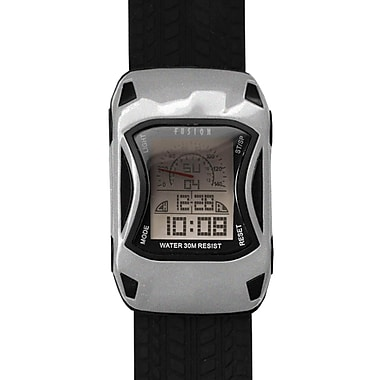 Dakota Digital Kids Wristwatch, Black/Charcoal, Boys (2102-1)