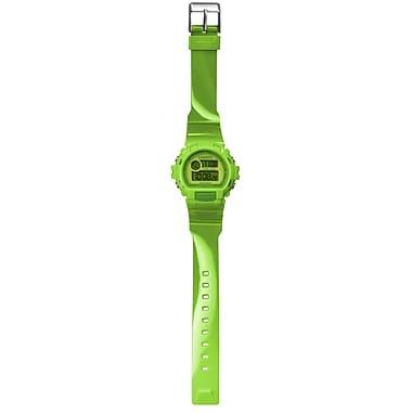 Dakota Plastic, Analog Wristwatch, Green, Women (3525-9)