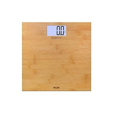 American Weigh Scales ? Pèse-personne numérique, 330 x 0,2 lb (330ECO)