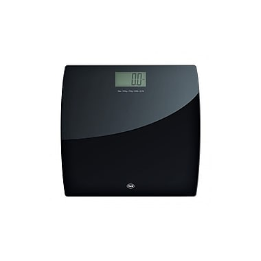 American Weigh Scales Low Profile Bathroom Scale, 330 lb. x 0.2 lb.