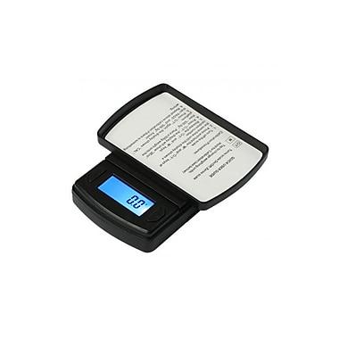 American Weigh Scales ? Balance numérique de poche, 600 x 0,1 g, argenté (MS600SILVER)