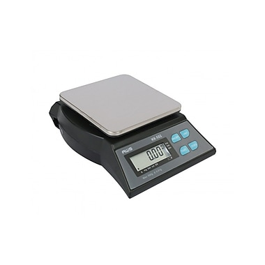 American Weigh Scales ? Balance de table compacte de précision, 500 x 0,01 g (HX502)