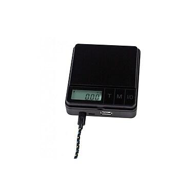 American Weigh Scales ? Balance numérique de poche, 1000 x 0,1 g (POWERBANK1KG)