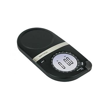 American Weigh Scales ? Balance de cuisine numérique, 5000 g x 1 g (SAFFRON5K)