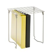 Honey-Can-Do Excessory Locker Shelf, Silver (BTS-06607)