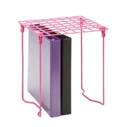 Honey-Can-Do Excessory Locker Shelf, Hot Pink (BTS-06608)