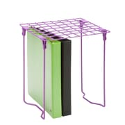 Honey-Can-Do Excessory Locker Shelf, Purple (BTS-06609)