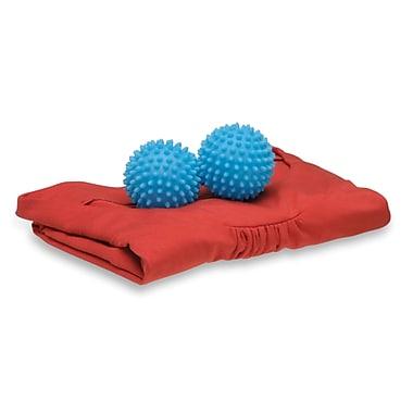 Honey-Can-Do Dryer Balls, 2 Pieces, Blue, 3/Pack (DRYZ01116)