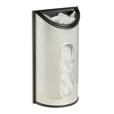 Honey-Can-Do ? Bac de rangement de sacs, acier inoxydable (KCH-02989)