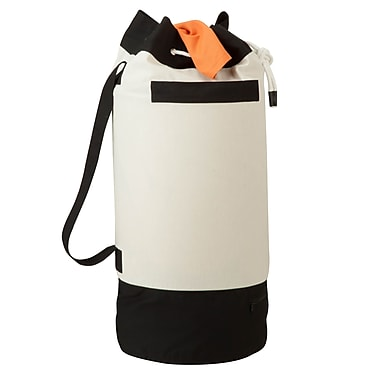 Honey-Can-Do Laundry Bag, Black/White (LDY-03277)
