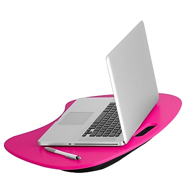 Honey-Can-Do Portable Lap Desk, Hot Pink (TBL-06322)