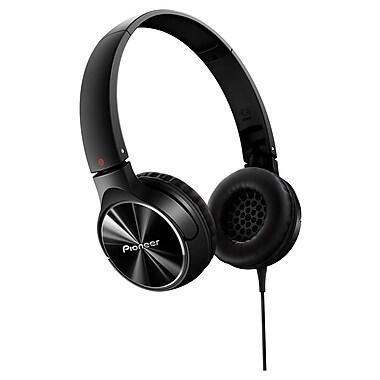 Pioneer – Casque d'écoute supra-auriculaire SEMJ532K, noir