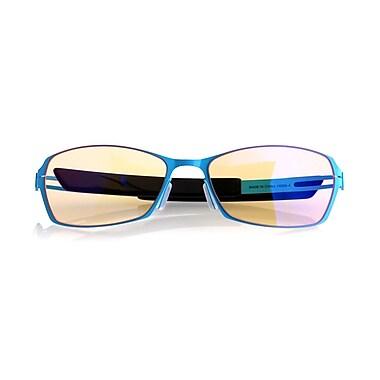 Arozzi – Lunettes de jeu Visione, bleu, anglais (VX-500 BLUE)