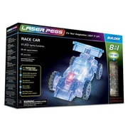 The Laser Pegs® Race Car 8-in-1 Building Set