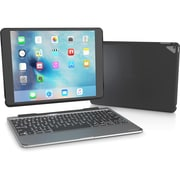 "Zagg® ID8ZF2-BB0 Slim Book Keyboard Case for 9.7"" iPad Pro, Black"