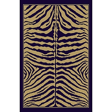 Bloomsbury Market Claire Navy Blue Area Rug; 7'11'' x 9'10''