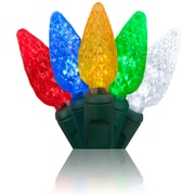 The Holiday Aisle 70 Light Christmas LED Lights; Multicolor 1