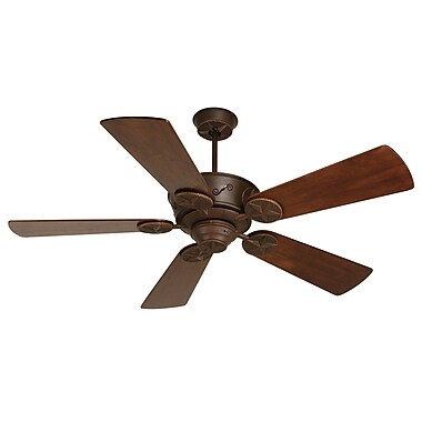 Charlton Home 54'' Osmond 5 Blade Fan