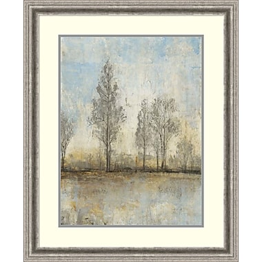 Darby Home Co 'Quiet Nature II' Framed Print on Wood