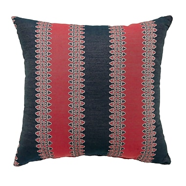 Bloomsbury Market Bennay Contemporary Throw Pillow (Set of 2); 22'' x 22''