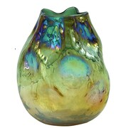 Bloomsbury Market Marbury Glass Table Vase