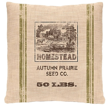 Gracie Oaks Tobin Homestead Pillow Cover