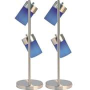 Latitude Run Aneesh Adjustable 25'' Table Lamp (Set of 2)