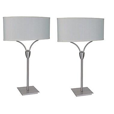 Latitude Run Danyale 28'' Table Lamp (Set of 2)