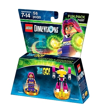 LEGO Dimensions Fun Pack, Teen Titans Go! (Mult 6)