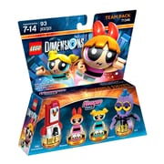 LEGO Dimensions Team Pack, Powerpuff Girls (Mult 6)