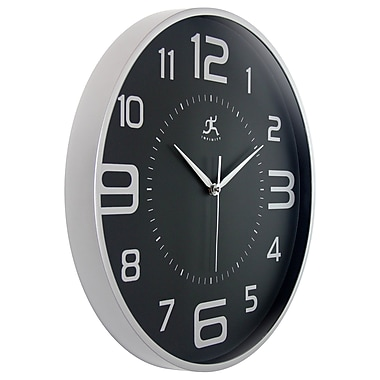 Orren Ellis Jatia 18'' Analog Wall Clock