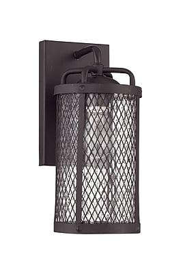 17 Stories Gibrilla 1-Light Outdoor Wall Lantern