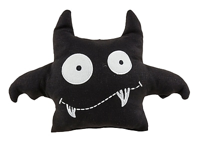 The Holiday Aisle Bat Crazy Throw Pillow